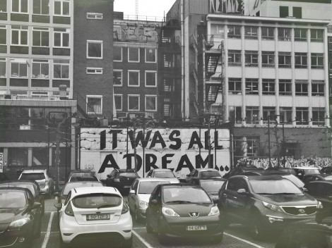 It was all a dream Rotterdam