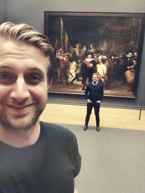 Guus Meeuwis Rijksmuseum